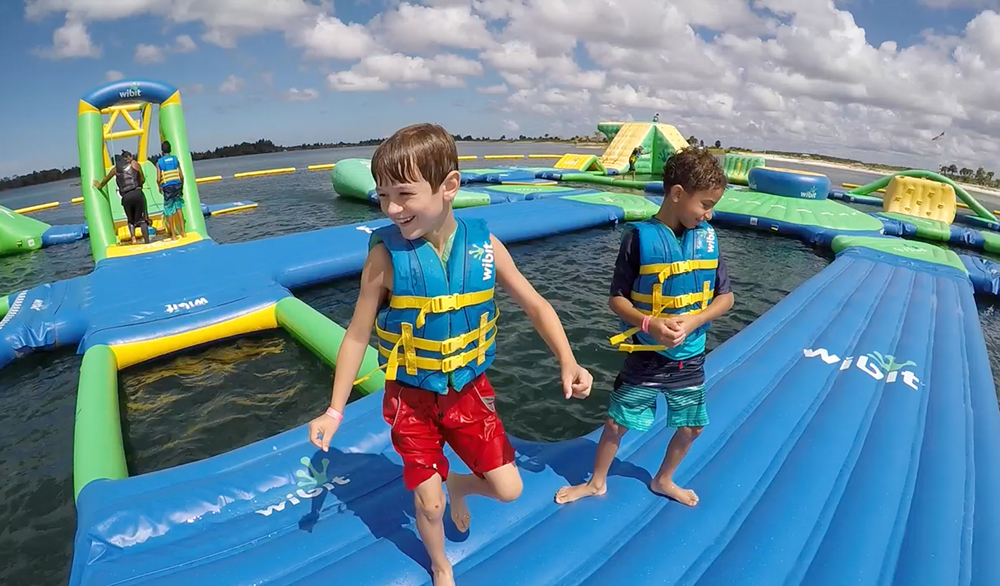 the lift adventure park fun on the water for the whole. Black Bedroom Furniture Sets. Home Design Ideas